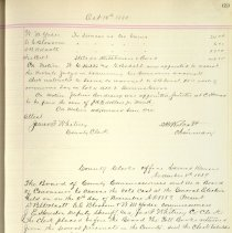 Image of Commissioners Minutes 1889_0020_r