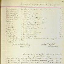 Image of Commissioners Minutes 1889_0003_r