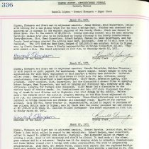 Image of Commissioners Minutes 1971_0004_l