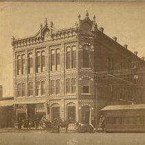 Image of Masonic Lodge, Broadway St., Larned, KS