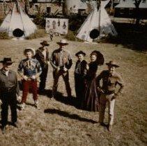 """Image of Cast Members of """"Gunsmoke"""" TV series - 06/1959"""