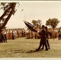 Image of Fort Larned Dedication 1972 - 1972