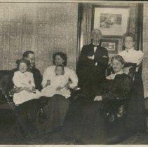 Image of John Grant Family Group -