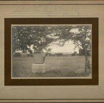 Image of Fort Larned Marker - DAR