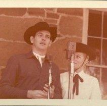 Image of Fort Larned Centennial 1959 - Speakers - June 1959