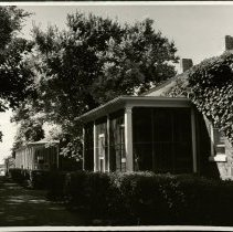 Image of Officers Row, Ft. Larned -