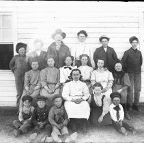 Image of 084. Valley View School Class