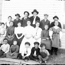 Image of 085. Valley View School Class