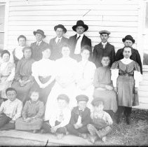 Image of 086. Valley View School Class