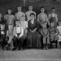 Image of 090. Teacher Looks Like The Friend In Pictures 41 & 42 May Be Mrs. Doll, Oc