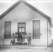 Image of 092. Not Valley View. Maybe Baca County, Colorado School