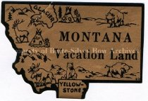 Image of MC188.007 Sticker, Montana boosters, 1939