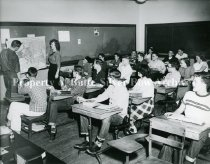 Image of PC014.003 Social studies class, Room 102