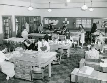Image of PC014.005 Sewing class