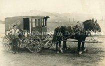 Image of PC023.011 Crescent Creamery wagon