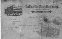 Image of Invoice of A.F. Bray