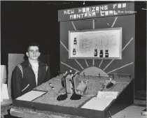 Image of Science fair Student