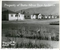 Image of Post War Housing North side of Locust Street