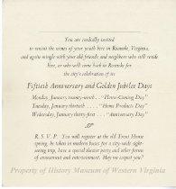 Image of Invitation, page 2