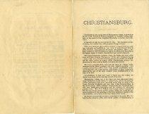 Image of Christiansburg, p.1