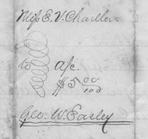 Image of Invoice, Giles County, Va.