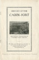 Image of Cabin Fort, cover