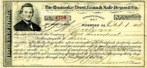 Image of Certificate of Deposit, front
