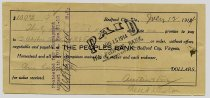 Image of Promissory note