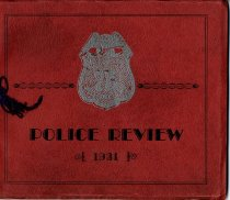 Image of Review of the Department of Police, City of Roanoke, Virginia 1931 - 1931