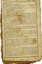 Image of 1859 Richardson's Almanac - 1859