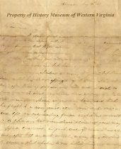 Image of letter - May 10, 1826