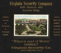 Image of Virginia Security Company