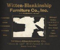 Image of Witten-Blankinship Furniture