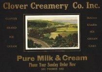 Image of Clover Creamery Co. Inc.