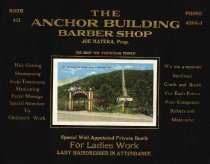 Image of Anchor Building Barber Shop