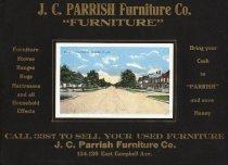 Image of J.C. Parrish Furniture Co.