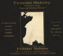 Image of Federal Bakery