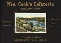 Image of Mrs. Cook's Cafeteria