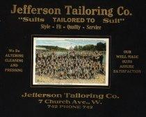 Image of Jefferson Tailoring