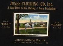 Image of Jones Clothing Co. Inc.