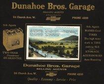 Image of Dunahoe Bros. Garage