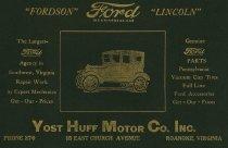 Image of Yost Huff Motor Co. Inc.
