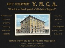 Image of Boys' Department Y.M.C.A.