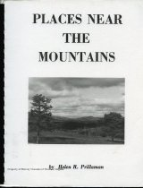 Image of Places near the mountains: From the community of Amsterdam, Virginia up the road to Catawba, on the waters of the Catawba and Tinker Creeks, along the Carolina Road as it approached Big Lick and other areas, primarily North Roanoke. - 1986.178.1