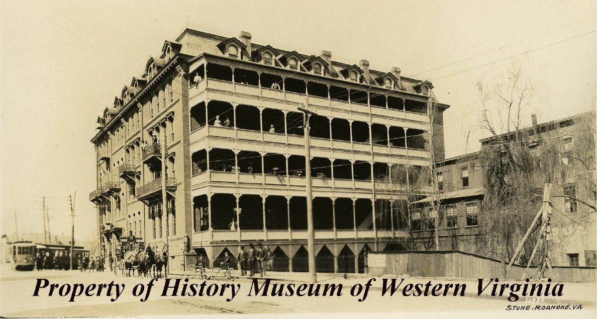 Ponce De Leon Hotel 1890s The Ponce De Leon Hotel Was Located At