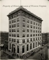 Image of First National Bank, circa 1910