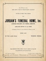 Image of Marian Anderson Concert