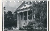 Image of 1953 Hollins Calendar