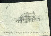 Image of Architectural Sketch