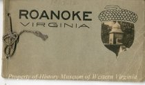 Image of Roanoke Chamber of Commerce Photo Album - 1910-1912